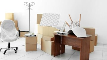 Estimating The Cost Of Moving Your Office